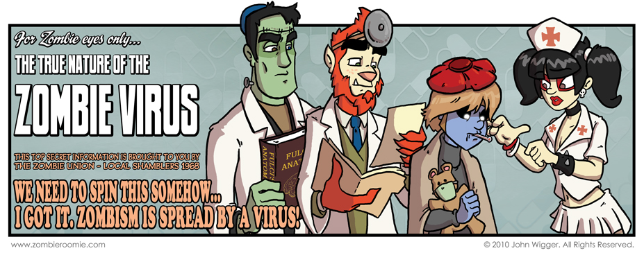 A Zombie's Survival Guide: Outbreak