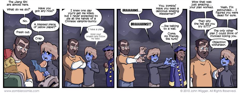 Vampire Bunnymen part 2