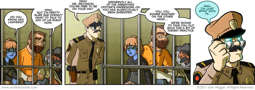 A captive audience part 4