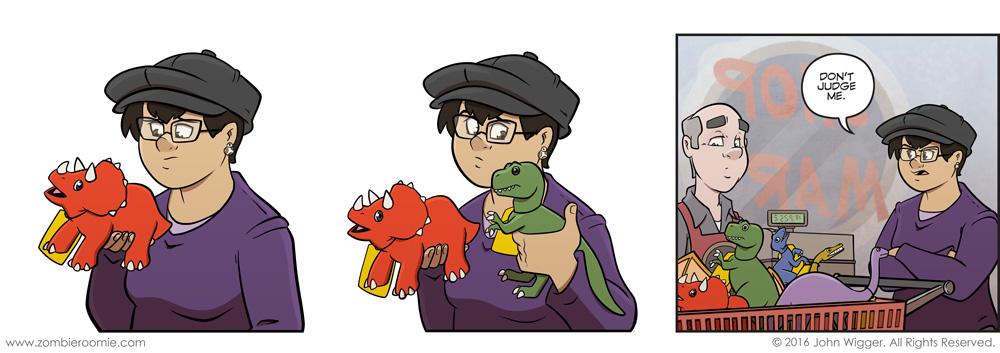Dino Sore – part 2