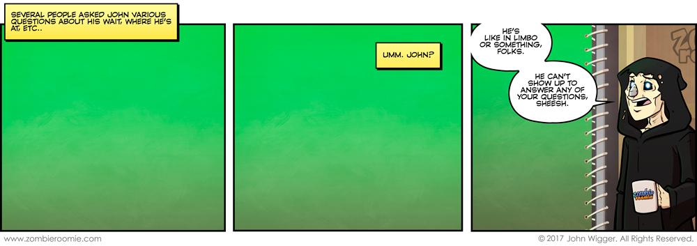 Ask the Cast – John